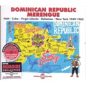 Dominican Republic Merengue 1949-1962 - Collectif