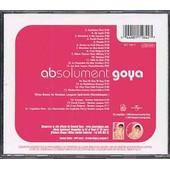 Absolument Goya - Chantal Goya