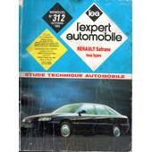 Revue Technique L'expert Automobile N� 312 Renault Safrane Essence Et Diesel