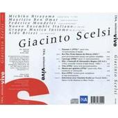 Pranam, Ko-Tha, I Presagi, Riti, Trio, Kya Nuovo Ens. Italiano - Giacinto Scelsi