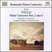 Concertos Pour Piano Nos. 2 & 4 - Benjaminfrith, Piano - John Field