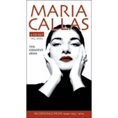 The Greatest Arias - Maria Callas