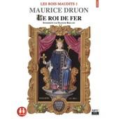 Les Rois Maudits Vol. 1 : Le Roi De Fer - Cd Mp3 - Maurice Druon