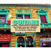 Guitare : Grands Compositeurs Argentins - Collectif