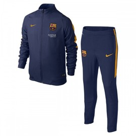 Ensemble De Surv�tement Nike Junior Fc Barcelona Revolution Sideline Woven - Ref. 686637-424