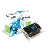 MSI GeForce GT 740 N740-2GD3 - 2 Go HDMI/DVI