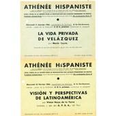 Ath�n�e Hispaniste , Vision Y Perspectivas De Latinoam�rica