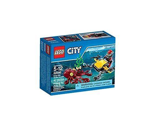 Lego Marin Sous 60090 Sous Lego Marin L'explorateur L'explorateur L'explorateur 60090 60090 Lego Ovn0m8wN