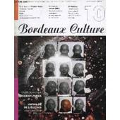 Bordeaux Culture N�10 Novembre 2006 Novembre En Bonnes Compagniesd�clinaison D�Identit�autoportrait En Forme D'ab�c�dairecocin�Art, La Cuisine Au Coin De La Mepar Marion Nobilimurs Anim�s ... de COLLECTIF