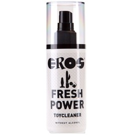 Nettoyant Pour Sextoys Sans Alcool - Fresh Power Toy Cleaner - 125 Ml