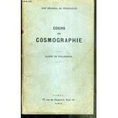 Cours De Cosmographie - Classe De Philosophie - N� 274 E de UNE REUNION DE PROFESSEURS