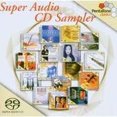Super Audio New Recordings Cd Sampler - Super Audio Sampler New Recordings