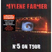 N�5 On Tour (Coffret Collector Limit� & Num�rot�: 2 C.D + D.V.D) - Myl�ne Farmer