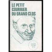 Le Petit Courrier Du Grand Clos - Trimestriel Janvier 1984 / N�138. de COLLECTIF