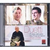 Duetti - Max Emanuel Cencic