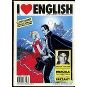 I Love English N�12 : Quand On Aime On Comprend Tout - Michael Jackson / Dracula The Meeting / Who Was The First Tarzan ? de COLLECTIF