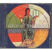 Voice Of The Blood : 15 Antiennes Et Repons Ensemble Sequentia - Hildegard Von Bingen,