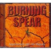 Appointment With His Majesty - Dutch Import - Burning Spear