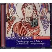 Salve Regina, Chants Gr�goriens � Marie - Chant Gr�gorien