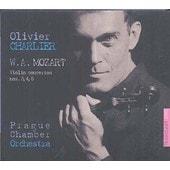 Concertos Pour Violon Et Orchestre No. 3, 4 Et 5 - Wolfgang Amadeus Mozart