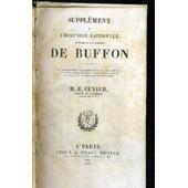 Oeuvres Compl�tes De Buffon. En 30 Tomes Complets Dont Un Tome De Planches, Un Tome De Table Des Mati�res Et 2 Tomes De Suppl�ment de Buffon