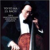Bach: Unaccompanied Cello Suites - Ma, Yo-Yo