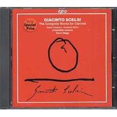 Oeuvre Pour Clarinette : Tre Pezzi, Ko-Lho, Ixor, Kya, - Giacinto Scelsi