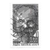 Timbre Oblit�r� De 1980,N�2098.Fr�d�ric Mistral.