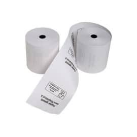 Exacompta - Papier Pour Re�us - Rouleau (8 Cm X 78 M) - 55 G/M2 - 1 Rouleau(X)