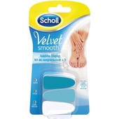 Scholl Velvet Smooth Sublime Ongles - Kit De Remplacement Recharge