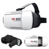 Vr Box Lunettes 3d Virtuelle R�alit� Glasses Casque Pour Iphone Samsung 4.7-6