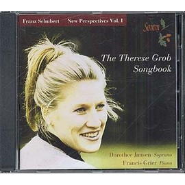 The Therese Grob Songbook & Lieder Jabsen, sop. & Grier, piano