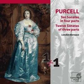 10 sonatas in four parts, 12 sonatas of three parts