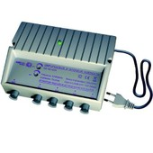 Cae - Amplificateur Television Interieur 4 Sorties 20 Db R�glable Axitronic Am420r
