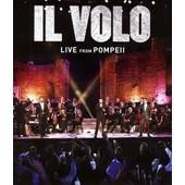 Live From Pompeii de Il Volo