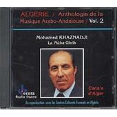 Khaznadji Mohamed - Algerie