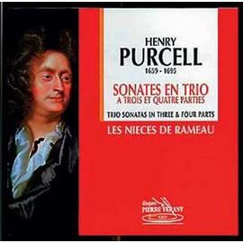 Sonates en trio en 2 et 4 parties