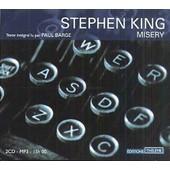 Misery - Cd Mp3 - Stephen King