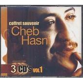 Coffret Souvenir Vol. 1 - Hasni Cheb