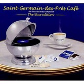 Saint-Germain-Des-Pr�s-Caf� Vol. 12 - The Blue �dition - The Finest Cool Tempo Compilation. - Collectif