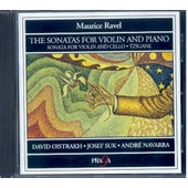 The Sonatas For Violin And Piano - Maurice Ravel