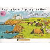 L'echo Des Poneys 4 Une Histoire Du Poney Shetland Blacky