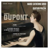 Po�me - Les Heures Dolentes - La Maison Dans Les Dunes - Journ�e De Printemps - Gabriel Dupont