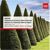 Concertos Pour Clarinette, Hautbois Et Basson - Wolfgang Amadeus Mozart