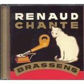 Chante Brassens - Renaud,