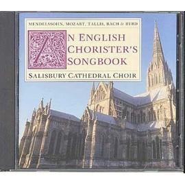 English Chorister's Songbook : Tallis, Byrd, Walton,