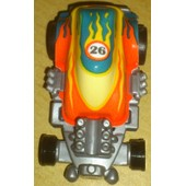 Kinder Ft050a - Hot Rod Rouge - N�26