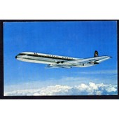 Carte Postale Ancienne, Olympic Airways, Avion, Comet 4 B - Built By De Havilland And Powered By Rolls Royce