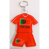 Porte Cl�s Maillot Portugal Rouge