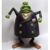 Figurine Souris City (Flushed Away) - Ze Frog Le Crapaud - Happy Meal - Mcdo 2006